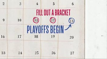 NBA Pick' Em Playoffs Bracket Challenge TV Spot, 'The Game Within the Game' - Thumbnail 6