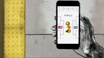 NBA Pick' Em Playoffs Bracket Challenge TV Spot, 'The Game Within the Game' - Thumbnail 8