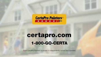 CertaPro Painters TV Spot, 'Your House Looks Amazing' - Thumbnail 8
