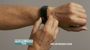 ReliefBand 2.0 TV Spot, ' Clinically-Proven Technology ' - Thumbnail 6