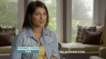 ReliefBand 2.0 TV Spot, ' Clinically-Proven Technology ' - Thumbnail 7