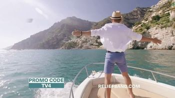 ReliefBand 2.0 TV Spot, ' Clinically-Proven Technology ' - Thumbnail 9