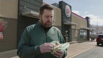 Burger King Impossible Whopper TV Spot, 'Impossible Taste Test'