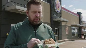 Burger King Impossible Whopper TV Spot, 'Impossible Taste Test' - Thumbnail 3