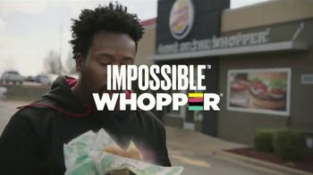 Burger King Impossible Whopper TV Spot, 'Impossible Taste Test' - Thumbnail 4