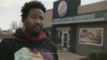 Burger King Impossible Whopper TV Spot, 'Impossible Taste Test' - Thumbnail 6