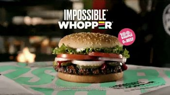 Burger King Impossible Whopper TV Spot, 'Impossible Taste Test' - Thumbnail 9