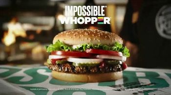 Burger King Impossible Whopper TV Spot, 'You're Not Gonna Believe This' - Thumbnail 6