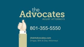The Advocates TV Spot, 'After an Accident'