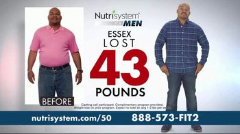 Nutrisystem For Men Spring Sale TV Spot, 'Perfectly Balanced' - 1316 commercial airings