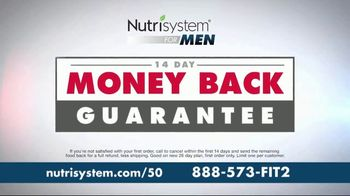 Nutrisystem For Men Spring Sale TV Spot, 'Perfectly Balanced' - Thumbnail 7
