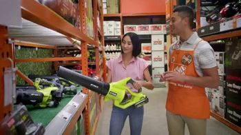 The Home Depot Spring Black Friday TV Spot, 'Mulch and Patio Set' - Thumbnail 2