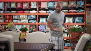 The Home Depot Spring Black Friday TV Spot, 'Mulch and Patio Set' - Thumbnail 5
