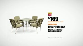 The Home Depot Spring Black Friday TV Spot, 'Mulch and Patio Set' - Thumbnail 9