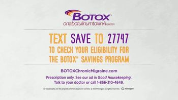BOTOX TV Spot, 'Stand Up: Savings Program' - Thumbnail 10