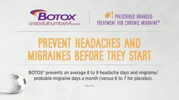 BOTOX TV Spot, 'Stand Up: Savings Program'