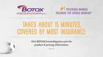 BOTOX TV Spot, 'Stand Up: Savings Program' - Thumbnail 5