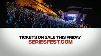 SeriesFest TV Spot, 'Stevie Wonder: Red Rocks Amphitheatre' - Thumbnail 10