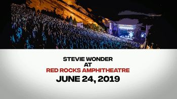 SeriesFest TV Spot, 'Stevie Wonder: Red Rocks Amphitheatre' - Thumbnail 7