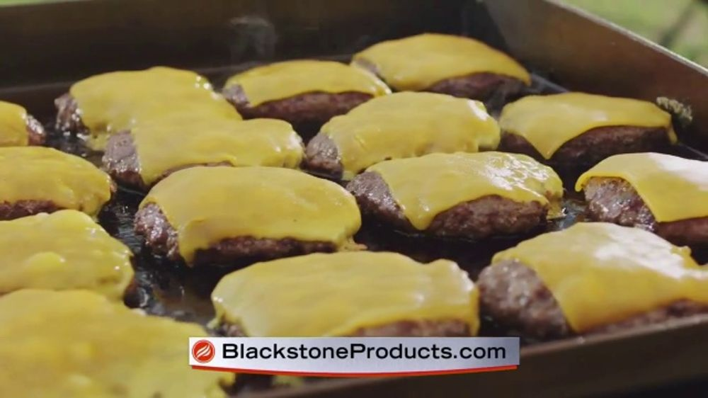 Blackstone Tv Commercial Range Top And Charcoal Griddle