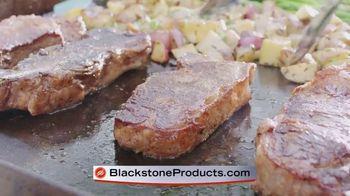 Blackstone TV Spot, 'Range Top and Charcoal Griddle Combo' - Thumbnail 1