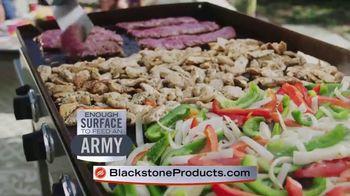 Blackstone TV Spot, 'Range Top and Charcoal Griddle Combo' - Thumbnail 6