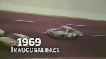 Dover International Speedway 50th Anniversary TV Spot, 'Be a Part of History' - Thumbnail 1