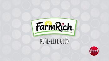 Farm Rich TV Spot, 'Food Network: Cheesy Mozzarella Sticks' - Thumbnail 10