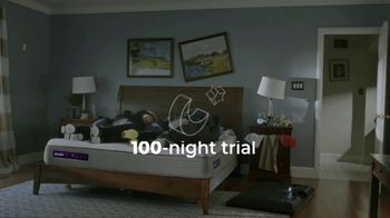 Purple Mattress TV Spot, 'Don't Let Your Mattress Steal Your Sleep: Pillow' - Thumbnail 9