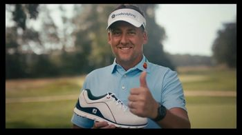 FootJoy Pro SL TV Spot, 'Don't Have Time' Featuring Ian Poulter - 160 commercial airings