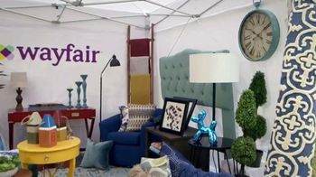 Wayfair TV Spot, 'TLC Channel: Trading Spaces: Personality' - Thumbnail 1