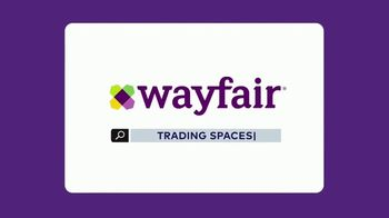 Wayfair TV Spot, 'TLC Channel: Trading Spaces: Personality' - Thumbnail 10