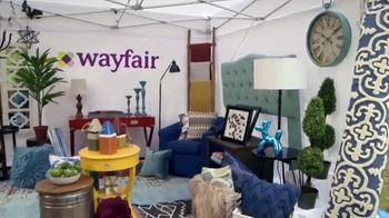 Wayfair TV Spot, 'TLC Channel: Trading Spaces: Personality' - Thumbnail 2