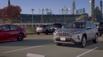 2019 Toyota RAV4 TV Spot, 'Pump Up Jams' Featuring Buster Posey [T1] - Thumbnail 8