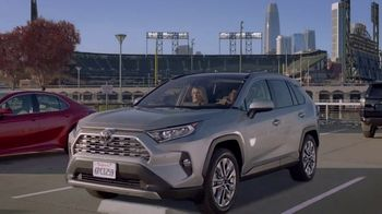 2019 Toyota RAV4 TV Spot, 'Pump Up Jams' Featuring Buster Posey [T1] - Thumbnail 9