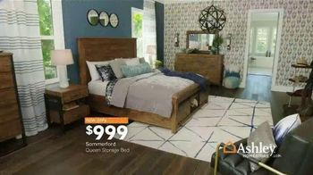 Ashley HomeStore Spring Home Event TV Spot, 'Full Bloom Savings' - Thumbnail 7