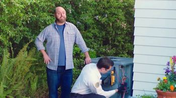 One Hour Heating & Air Conditioning TV Spot, 'Spring Tune-Up: Psychic' - Thumbnail 6