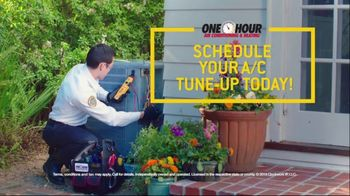 One Hour Heating & Air Conditioning TV Spot, 'Spring Tune-Up: Psychic' - Thumbnail 9