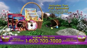 Superbook DVD Club TV Spot, 'Special Easter Offer: Double Feature' - Thumbnail 10