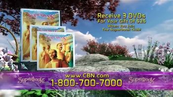 Superbook DVD Club TV Spot, 'Special Easter Offer: Double Feature' - Thumbnail 5