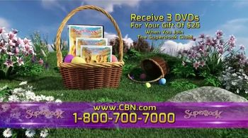 Superbook DVD Club TV Spot, 'Special Easter Offer: Double Feature' - Thumbnail 9