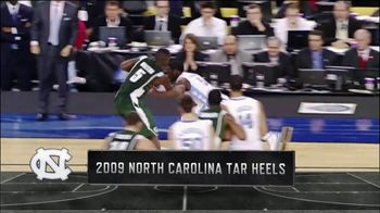 Lowe's TV Spot, 'CBS: Memorable Moments: 2009 North Carolina Tar Heels' - Thumbnail 4