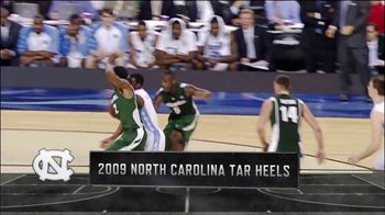 Lowe's TV Spot, 'CBS: Memorable Moments: 2009 North Carolina Tar Heels' - Thumbnail 5