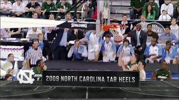 Lowe's TV Spot, 'CBS: Memorable Moments: 2009 North Carolina Tar Heels' - Thumbnail 6
