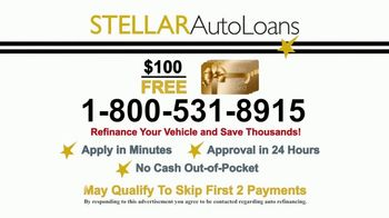 Stellar Auto Loans TV Spot, 'Refinance and Save Thousands' - Thumbnail 6