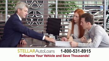 Stellar Auto Loans TV Spot, 'Refinance and Save Thousands' - Thumbnail 3