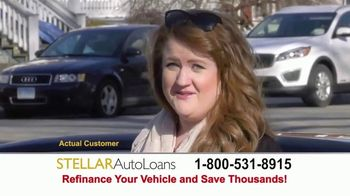 Stellar Auto Loans TV Spot, 'Refinance and Save Thousands' - Thumbnail 4