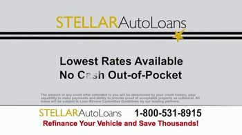 Stellar Auto Loans TV Spot, 'Refinance and Save Thousands' - Thumbnail 5