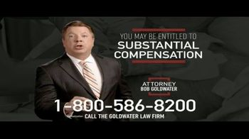Goldwater Law Firm TV Spot, 'TDF Drugs' - Thumbnail 3