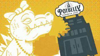 Potbelly Sandwich Shop TV Spot, 'LunchZilla' - Thumbnail 6